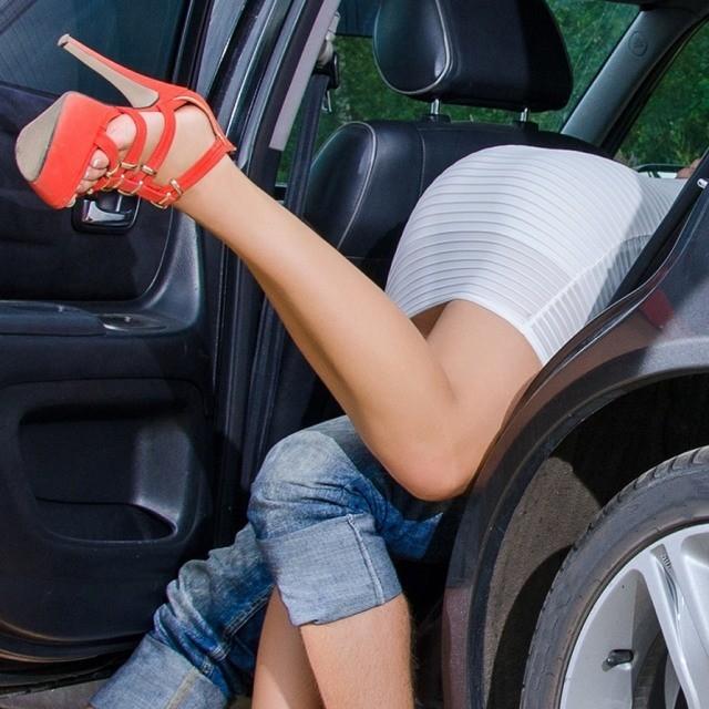 Секс в машине запрещен