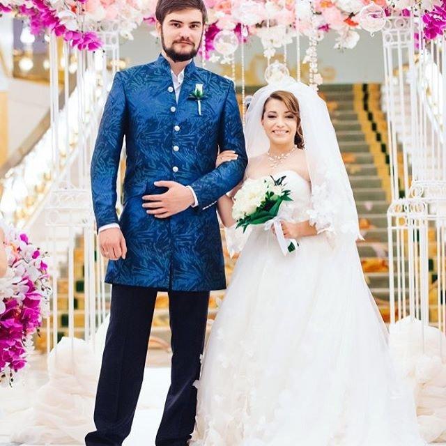 свадьба ксении сябитовой фото