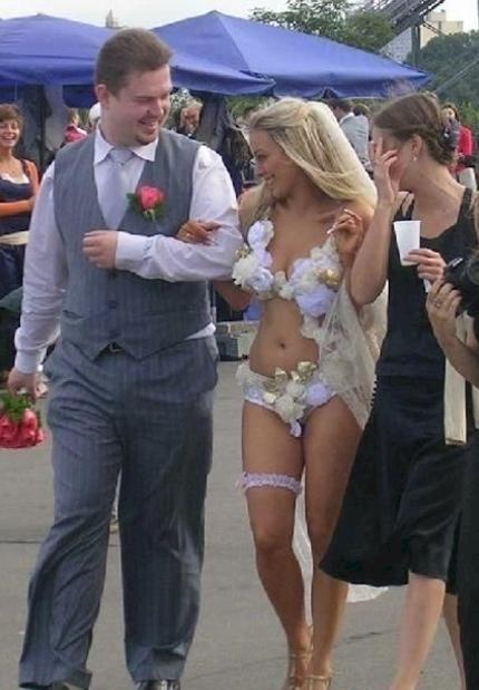 Свадебные платья - 16