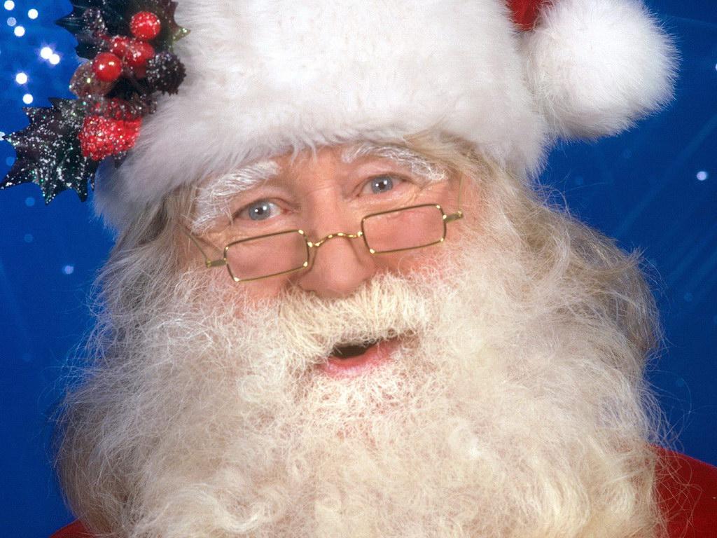 Дед мороз картинки прикольные лица