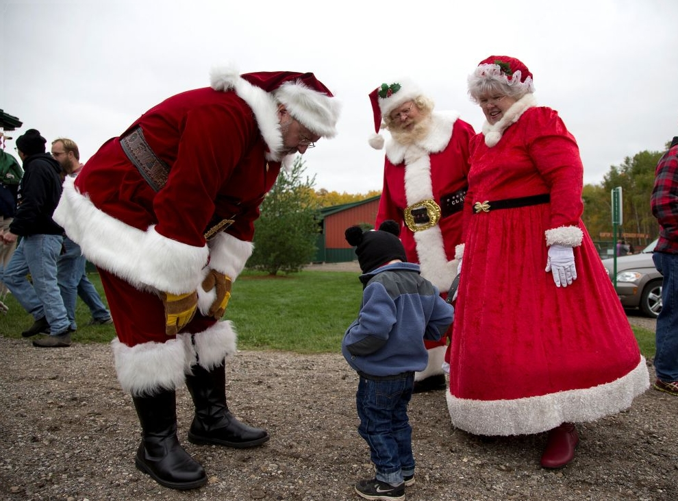 Школа Санта-Клаусов - 11