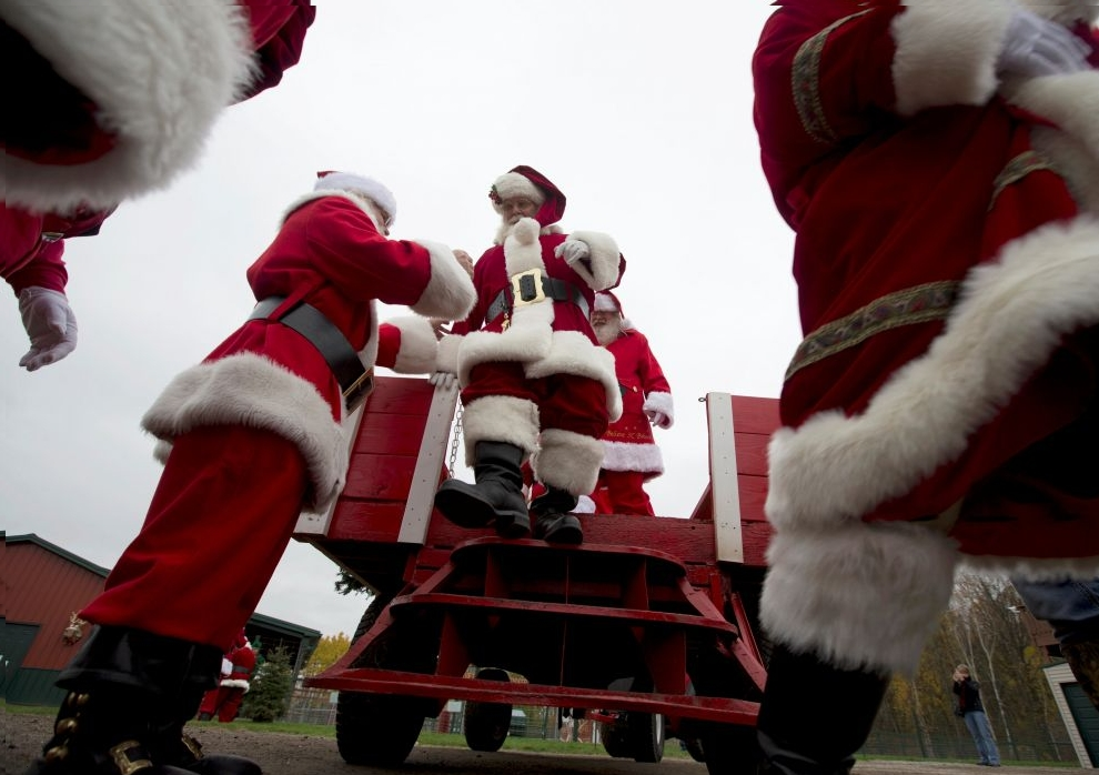 Школа Санта-Клаусов - 15