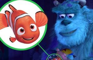 Тайны Pixar