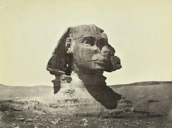 Безносые египетские статуи - 4