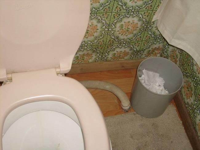 Туалеты - 4