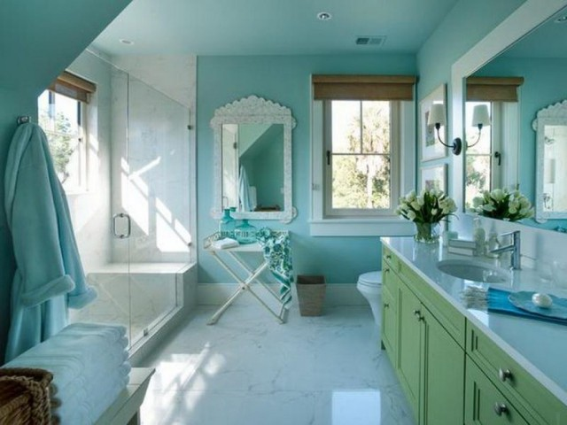 Country Bathroom Pictures  Ideal Home