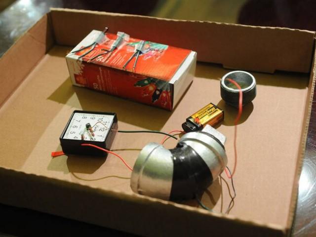 Как сделать самодельную взрывчатку