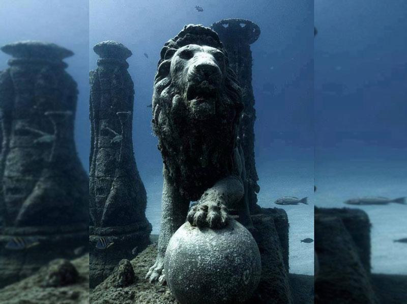 Подводные города - 3.1