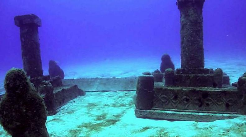 Подводные города - 4