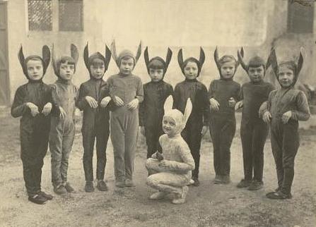 Странные исторические фото - 8