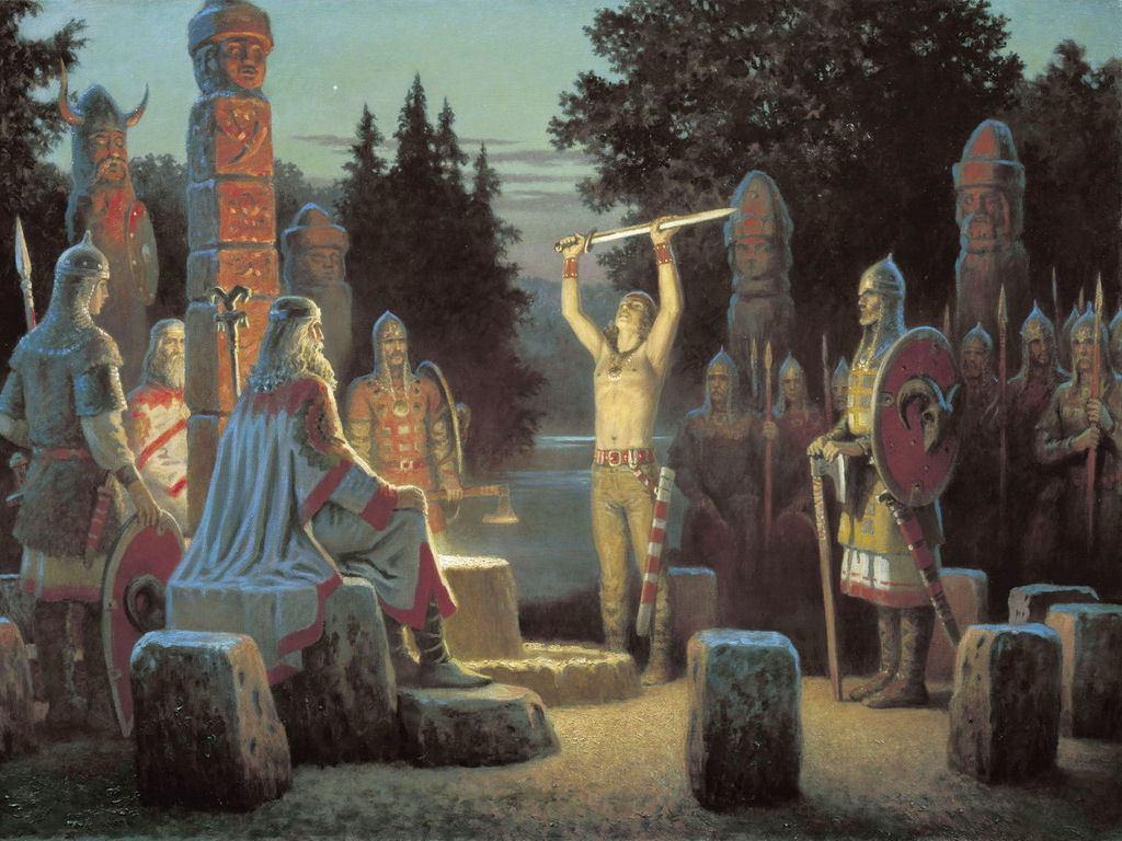 языческая религия картинки можно