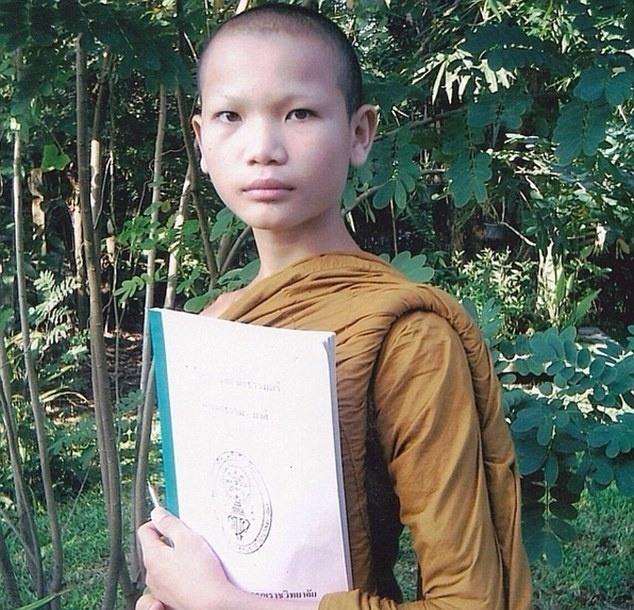 Монах - 1