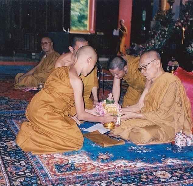 Монах - 2