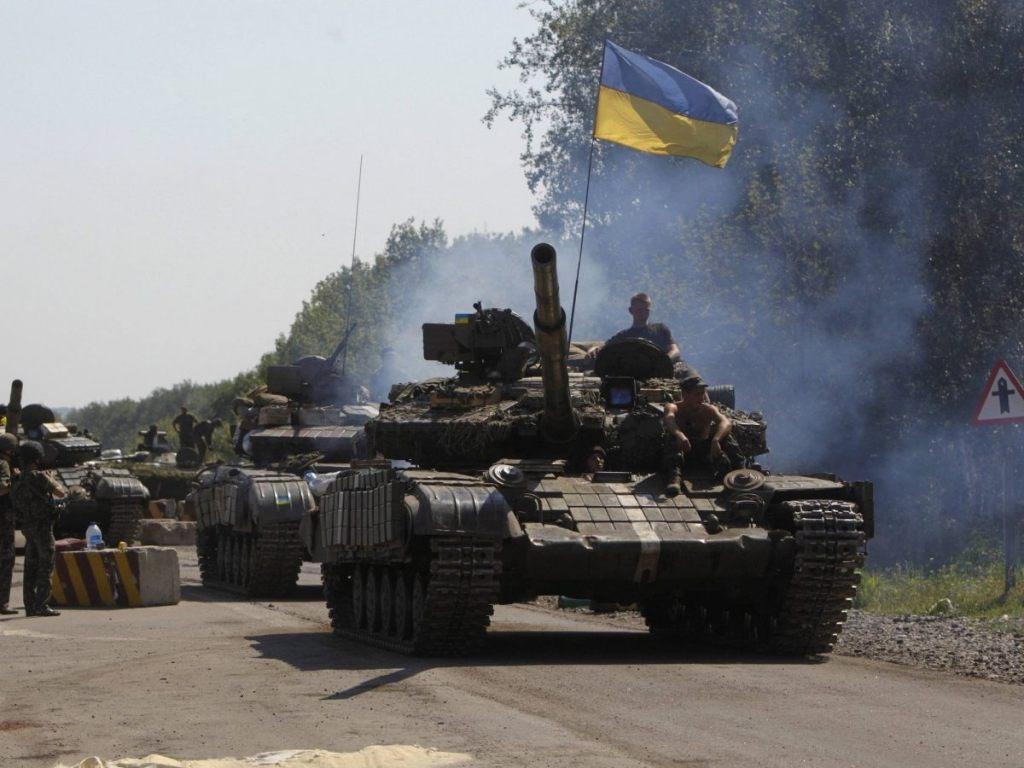 Украина отказалась от мира. Скандальное заявление министра обороны