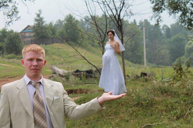 Смешные картинки фотошоп по деревенски
