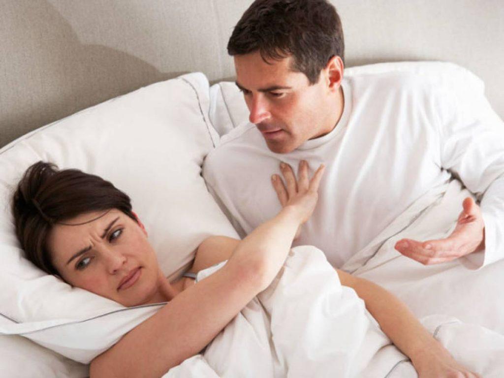 Отношения мужа и жены в постели 13