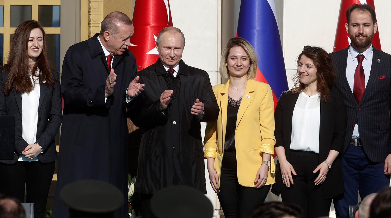 Путин впервые прокомментировал обстановку в мире после ...