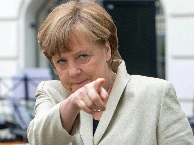 Секс с ангелой меркель