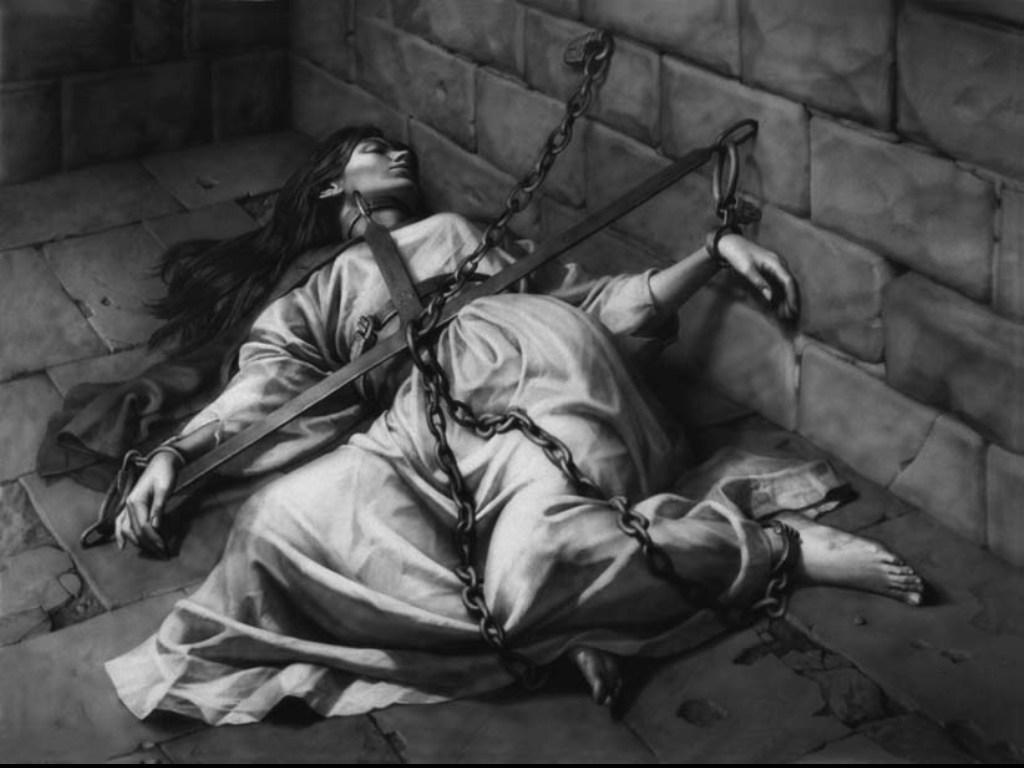 Инквизиция в картинках