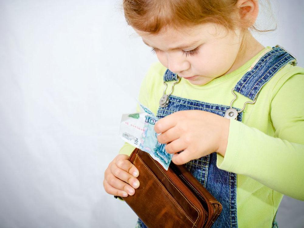 Дети воруют из-за того, что им надо привлечь внимание родителей и друзей