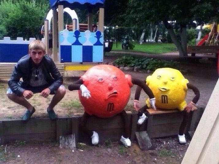 Детские площадки - 5
