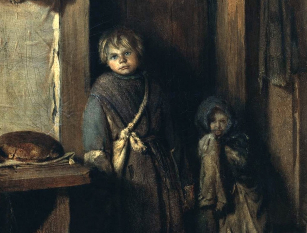 Рабский труд и бесправие: как жили сироты в царской Руси
