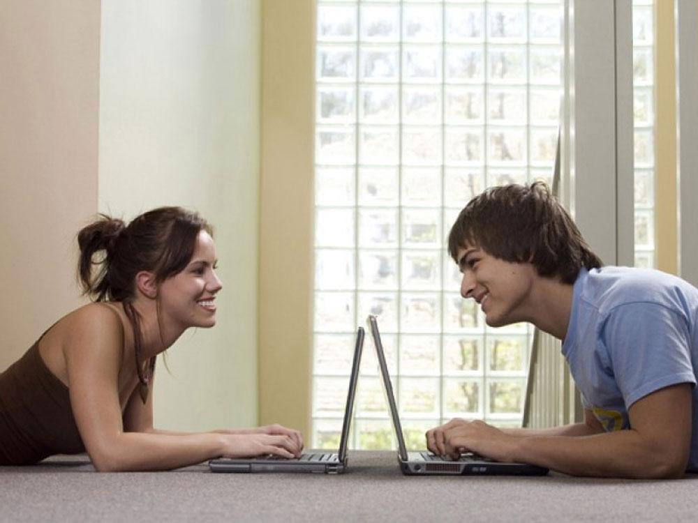 виртуальное общение с девушкой онлайн - 11