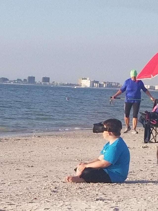 Пляж - 9