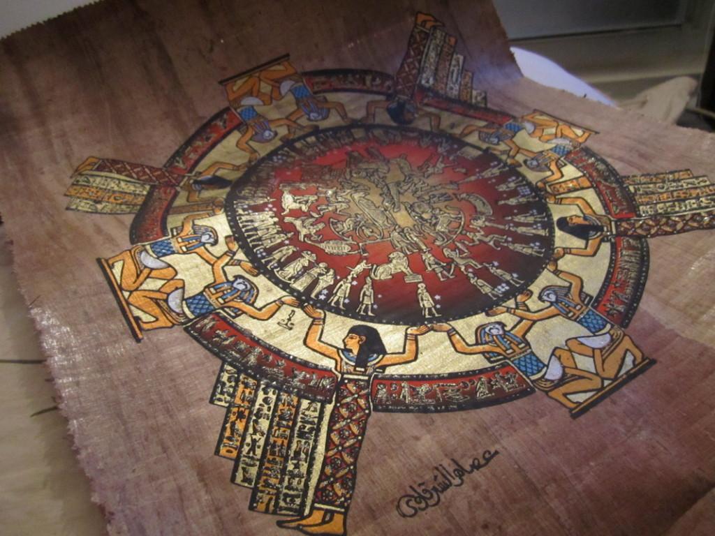 Египетские изобретения - 4