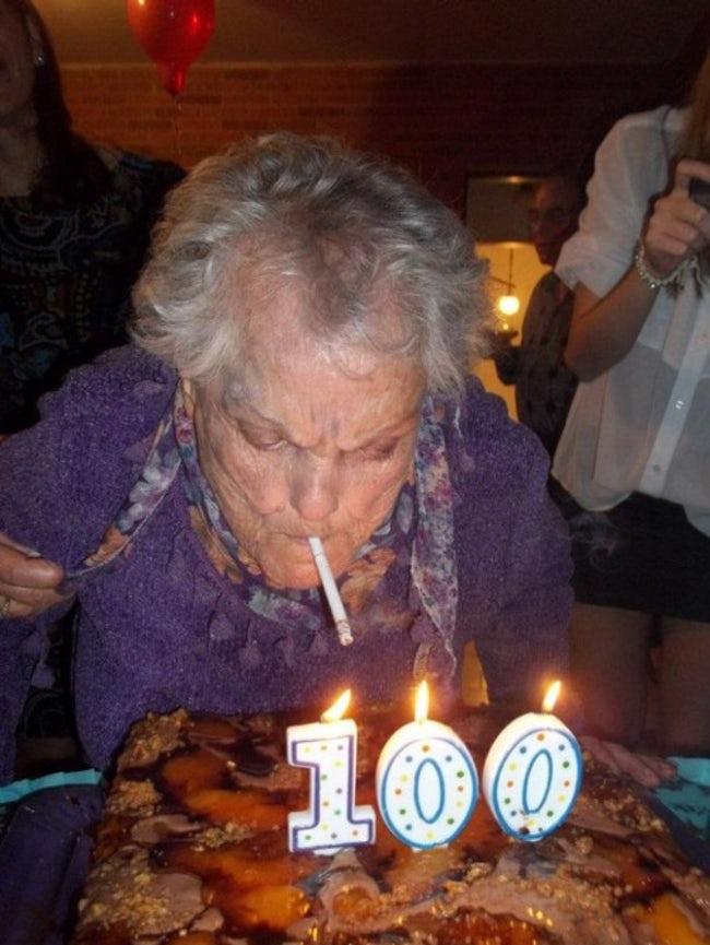 Фото смешные поздравления старика с днем рожденья